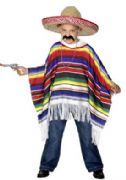 Childs Mexican Poncho